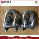 Aço Carbono Tipo nos cabos de aço forjado a Braçadeira