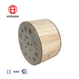 Cable óptico acorazado enterrado de fibra del fabricante de China
