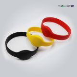 Wristband diferente do silicone do silicone NFC da cor do costume