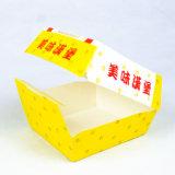Le panneau de carte claquent la boîte/boîte de papier unique/la boîte boîte de Chichen/nourriture d'impression