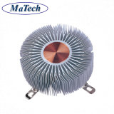 Composant de précision personnalisé de fonderie moulage sous pression en aluminium pour dissipateur de chaleur
