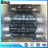 12t de dubbele As van de Aanhangwagen van het Wiel voor Aanhangwagen Chengyu