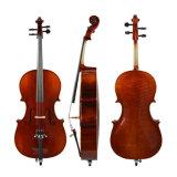 De professionele Natuurlijke Met de hand gemaakte Cello van de Vlam voor Verkoop in China