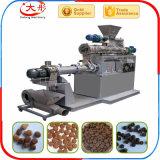 Nat Voedsel voor huisdieren dat Extruder van het Voer van de Vissen van de Machine van het Voedsel van de Kat van de Hond van de Lijn de Drijvende maakt