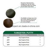 Fornitore molle della platina di pesca del tungsteno 18.5g/Cc del tungsteno ad alta densità del mastice