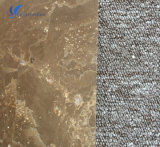 Tabella di marmo scura romana naturale personalizzata del Brown