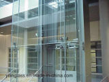 Taille originale de verre flotté Verre feuilleté avec la taille 2140X3660, 2134X3300