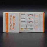 Test Rapide Multi Drug Test DIP Card Coupe Panneau Doa Testing