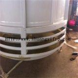 Runde Form-Kostenzähler-Fluss-Kühlturm für Unternehmen