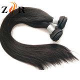 Productos 100% de pelo de la venta al por mayor de la extensión del pelo humano de la Virgen