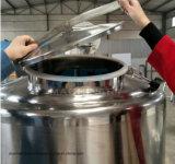 El tanque horizontal caliente del enfriamiento de la leche para la fábrica del alimento (ACE-ZNLG-1003)