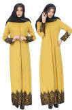 회교도 Cothing를 위한 새로운 디자인 여자 복장 Abaya
