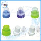 PPの洗剤またはシャンプーのびんのためのプラスチックビンの王冠