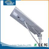 Luz de calle solar inteligente del sensor de movimiento de la Sistema Solar 60W LED