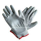 Китай поставщиком 13G нейлон трикотажные PU покрытием промышленных перчатки