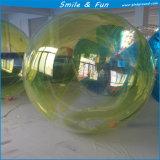 Ballon d'eau gonflable, fontaine d'eau de balle d'intérieur