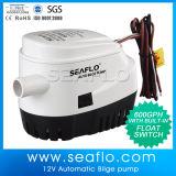 12V 판매를 위한 뜨 스위치를 가진 자동 물속에 잠긴 원심 펌프