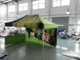 3X6m la sublimazione della tintura che progetta schioccano in su la tenda