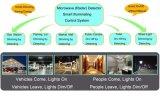 LEDの滑走路端燈Hw-Ms05のための温度センサの使用法LEDの動きセンサーのモジュール