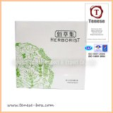 Boîte-cadeau de empaquetage de qualité pour des produits de beauté