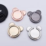 Metal de Mickey Mouse que gira el sostenedor pegajoso del teléfono móvil
