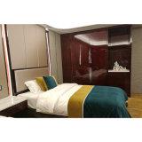 Mobilia moderna di lusso della camera da letto del Hilton Hotel da vendere