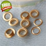 Commercio all'ingrosso 18mm Brass Eyelets per The Bags, Shoes