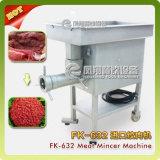 Picador da carne do aço inoxidável, máquina Fk-632 do picador da galinha