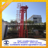 Doppeltes Layer Latticing Fire Monitor Tower für Ölfeld