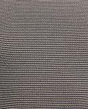 Knit-Strickjacke mit ein runder Ausschnitt-kontrastierenden gewellten Ordnungen