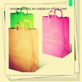 Bolsa de compras de papel personalizados con logotipo de impresión