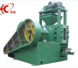 強制給食ねじ圧力木炭粉の煉炭機械