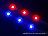 Precio barato 12V CC 12V CC 3 chips LED Module
