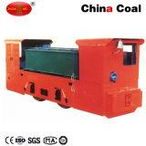 Locomotive électrique à piles de l'extraction au fond Cay12