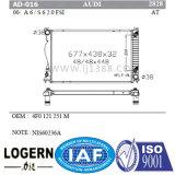 Voiture de plastique/radiateur en aluminium pour Audi A6/S6'00- au DPI : 2828