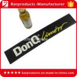 La barra de PVC de alta calidad alfombrilla con logotipo personalizado