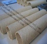 Гибкая электрической изоляции креп бумаги трубы для масла трансформатора