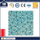 Mosaico de cristal, mosaico de la mezcla, azulejo de mosaicos Kj7309