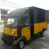 Mobile Street Fashionable Food Trailer card with High Quality