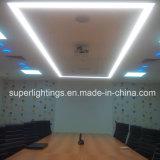 알루미늄 LED 선형 가벼운 단면도