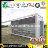 Cafetaria pré-fabricada do recipiente da casa (XYJ-03)