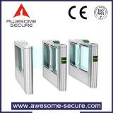 Elegant Typen Eingangs-Sperren-Sicherheits-Tür Abdeckstreifen-Schwingen für Untergrundbahn
