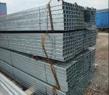 Comercio al por mayor Pre-Galvanized tubo cuadrado de acero/acero tubo/tubo soldado