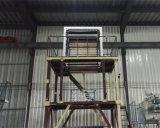 Espulsore di plastica della pellicola della macchina della pellicola di Agricultral del ventilatore della pellicola del PE della serra