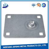 金属メッキの部分を押すOEMのステンレス鋼のシート・メタル