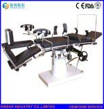 Tavolo operatorio multifunzionale manuale della strumentazione chirurgica dell'ospedale del rifornimento della Cina