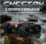 Vendas quentes! 1/10 Scale 4WD Blushness 2500kv caminhão elétrico.