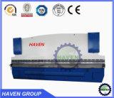 Freio da imprensa WC67Y-200X4000 hidráulica e máquina de dobra da placa