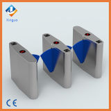 Price razoável Access Control Flap Barrier com Organic Glass Wing Turnstile