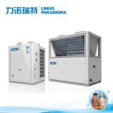bomba de calor de aire a alta temperatura
